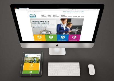 Servace - Diseño y desarrollo web