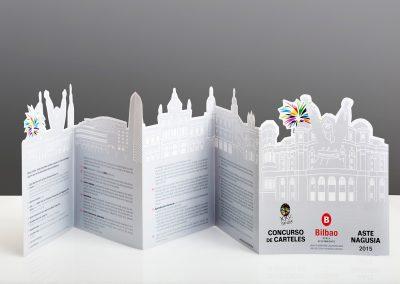 Ayto. de Bilbao - Diseño Gráfico