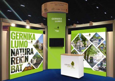 Ayuntamiento Gernika - Stand en feria
